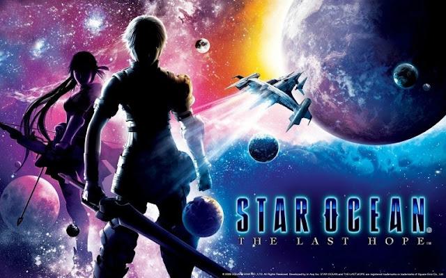 تحديد تاريخ إصدار ريماستر لعبة Star Ocean : The Last Hope في أوروبا
