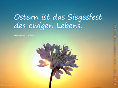 Frohe Ostern, Ostern Grüße, Wege der Glücklichkeit, Marion Dammberg