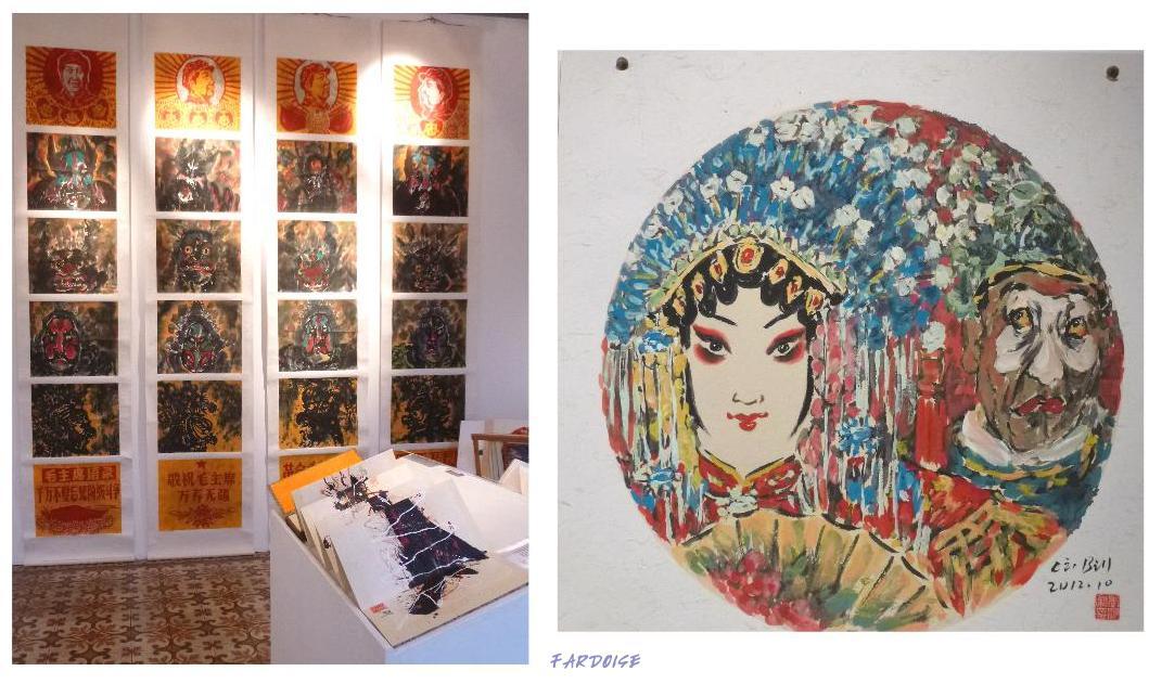 biennale d 39 art contemporain valence autour du papier. Black Bedroom Furniture Sets. Home Design Ideas
