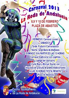 Carnaval de La Roda de Andalucía 2013