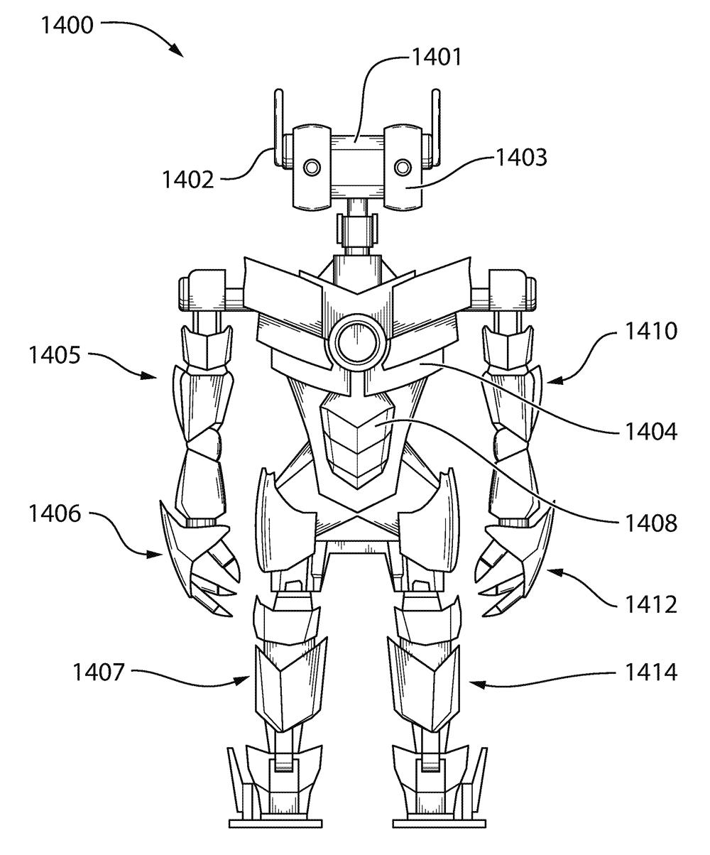 Kindred Robot