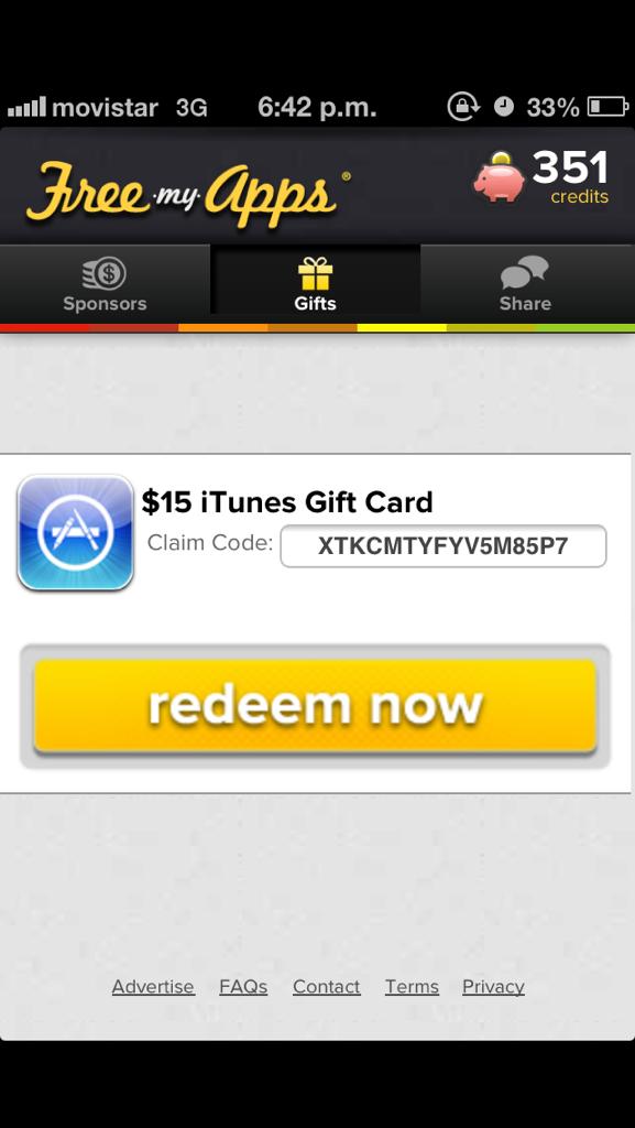 Guía para Ganar Giftcard de iTunes o Amazon Probando Aplicaciones en la App Store 3
