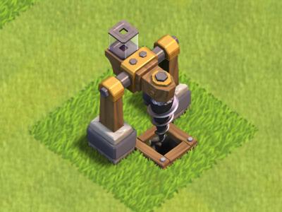 Dark Elixir Drill - Clash of Clans | 400 x 300 png 173kB