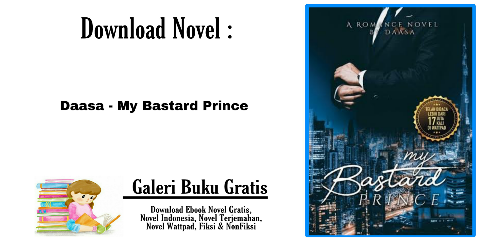 Ebook Novel Terjemahan Indonesia Gratis