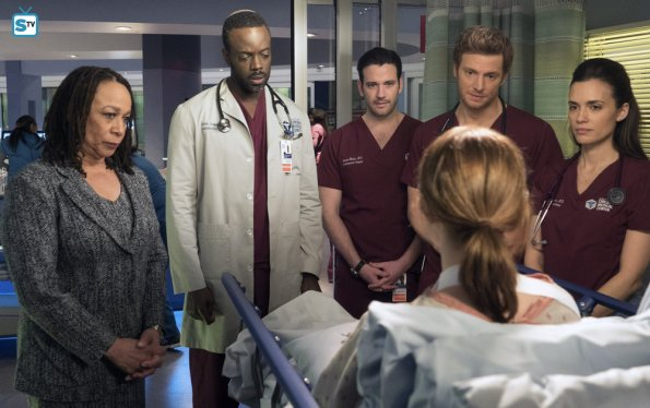 Chicago Med - Cold Front - Review