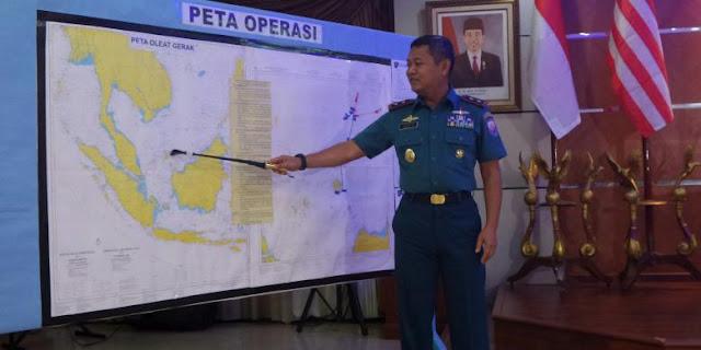 Penangkapan Kapal Ikan China di Natuna Sesuai Hukum Internasional