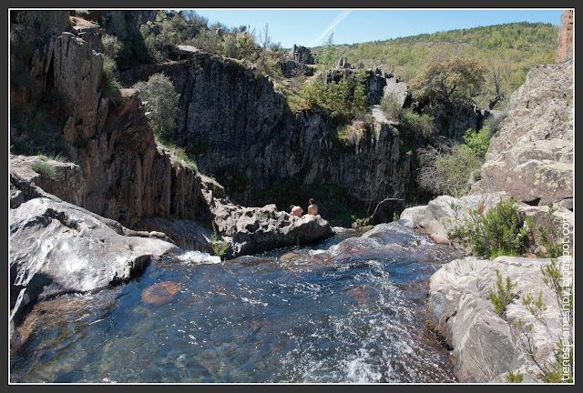 Cascada de los Aljibes