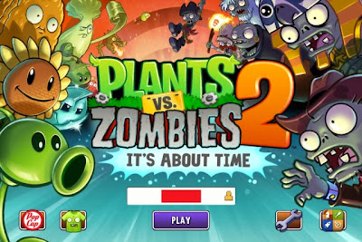Games Gadgets Galore!: New Game Graze: Plants vs Zombies 2, It's About Time