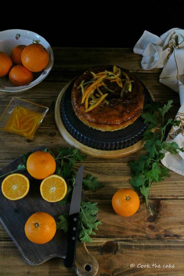portokalopita, orange-pie, pastel-de-naranja-griego
