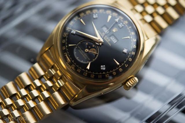 Rolex của vua Bảo Đại trở thành chiếc đồng hồ đắt nhất thế giới sau khi tăng giá gấp 21 lần