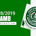 2018/2019 JAMB Cut Off Marks For All Universities In Nigeria Revealed