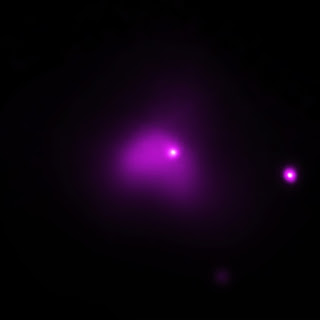 Cheshire Cat Galaxy Group x-ray