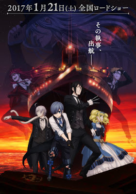 Black Butler - Book of the Atlantic -