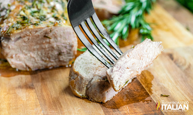 Herb Roasted Pork Tenderloin