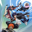 Air Gear: Special Trick (2007) | Zefu Archives!