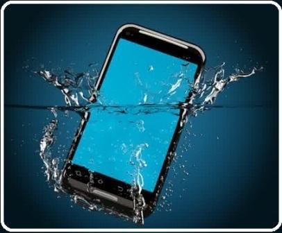 Blackberry Tahan Rendam Dalam Air