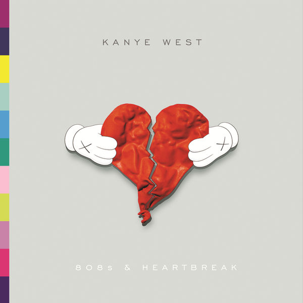 Kanye West - 808s & Heartbreak (Exclusive Edition) Cover