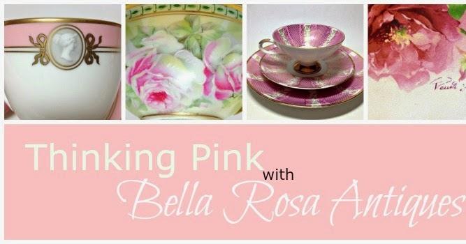 bella rosa antiques thinking pink with bella rosa antiques. Black Bedroom Furniture Sets. Home Design Ideas