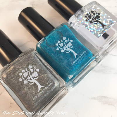Danglefoot Nail Polish Once Upon A Time Duo