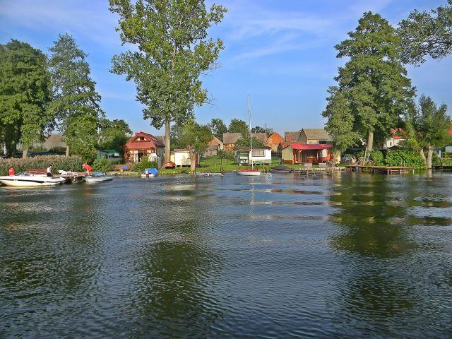 sławskie jezioro, wędkowanie, wypoczynek