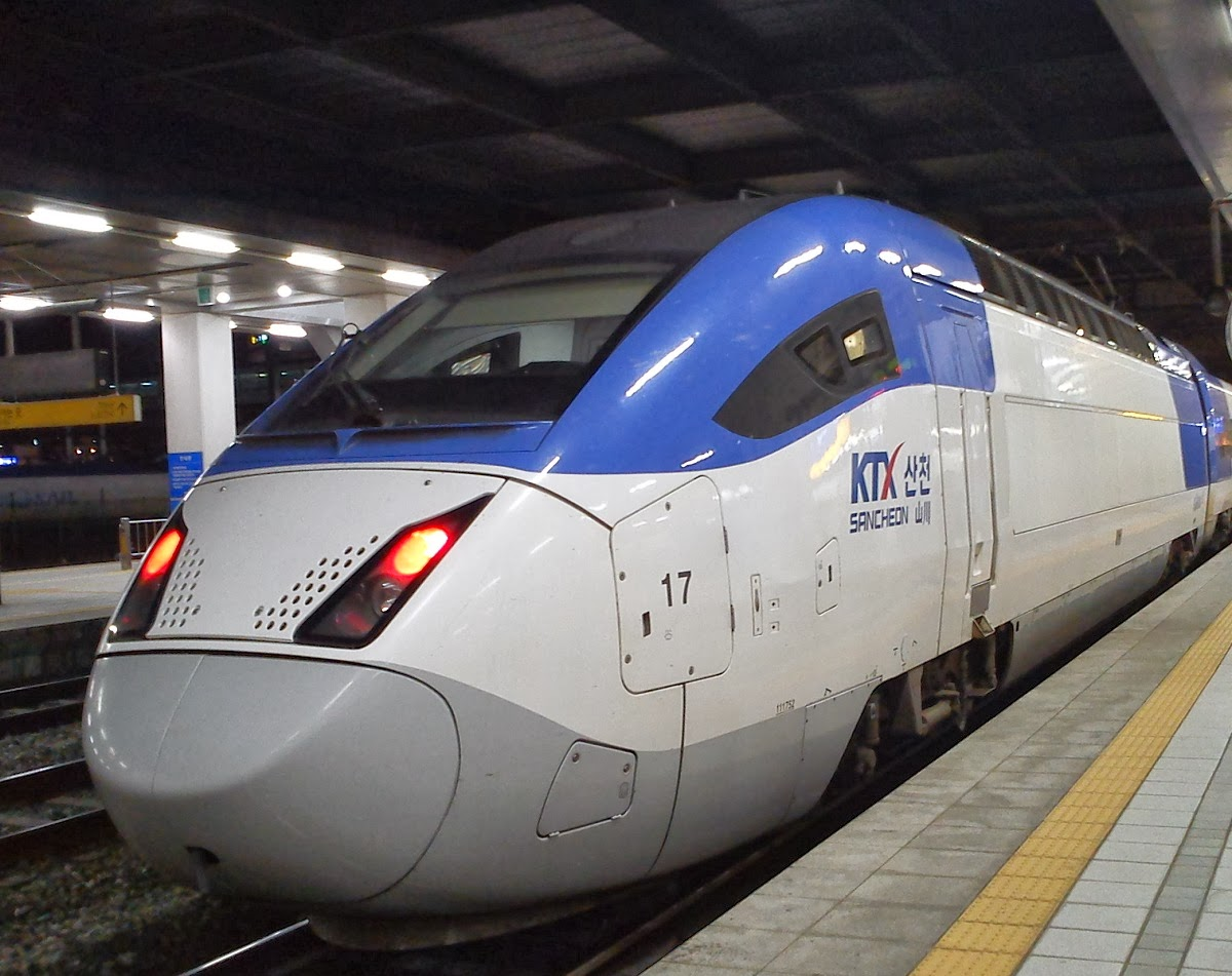 Blok888: Top 10 Fastest Trains in the world 2014