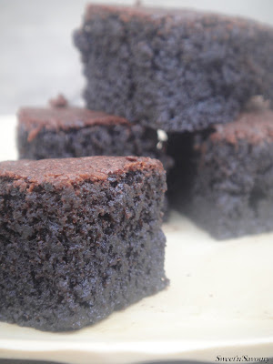 Sweet 'n' Savoury: Muddy Gooey Chocolatey Brownies