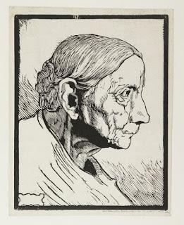Antonello Moroni Savignano 1889 - La Nonna