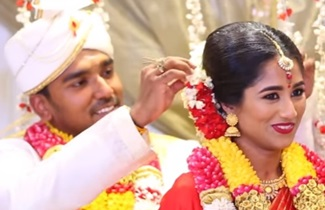 Tamil Wedding Grishanth & Schobya