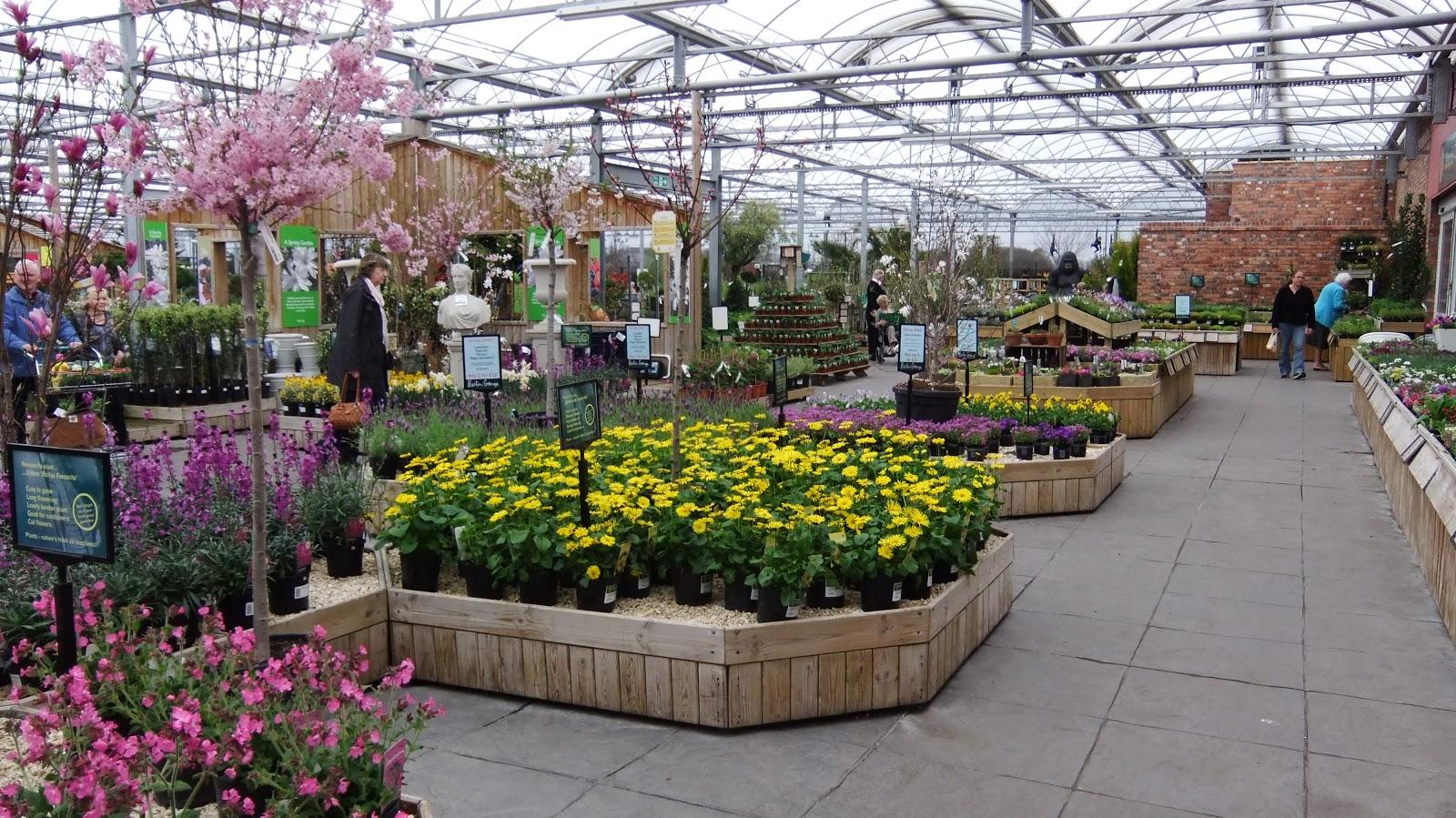 Garden Centre: North West Images: Barton Grange Garden Centre