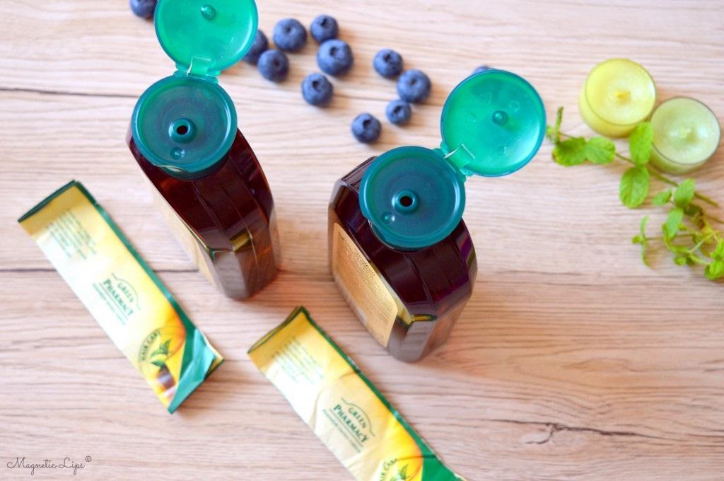 green pharmacy szampon