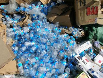 Bisnis Olahan Daur Ulang Berbagai Sampah Buangan Dari Plastik