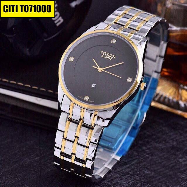 Đồng hồ nam Citizen Citi T071000