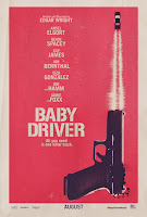 Baby Driver Movie Poster 1