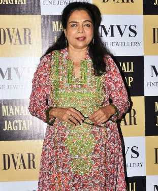 Reema Lagoo Family Photos