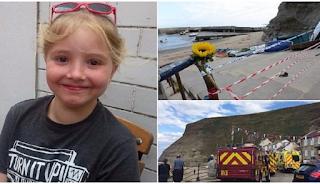 9χρονο κοpίτσι καταπλακώθηκε από βράχο και έχασε τη ζωή του μπροστά στα μάτια της μητέρας του