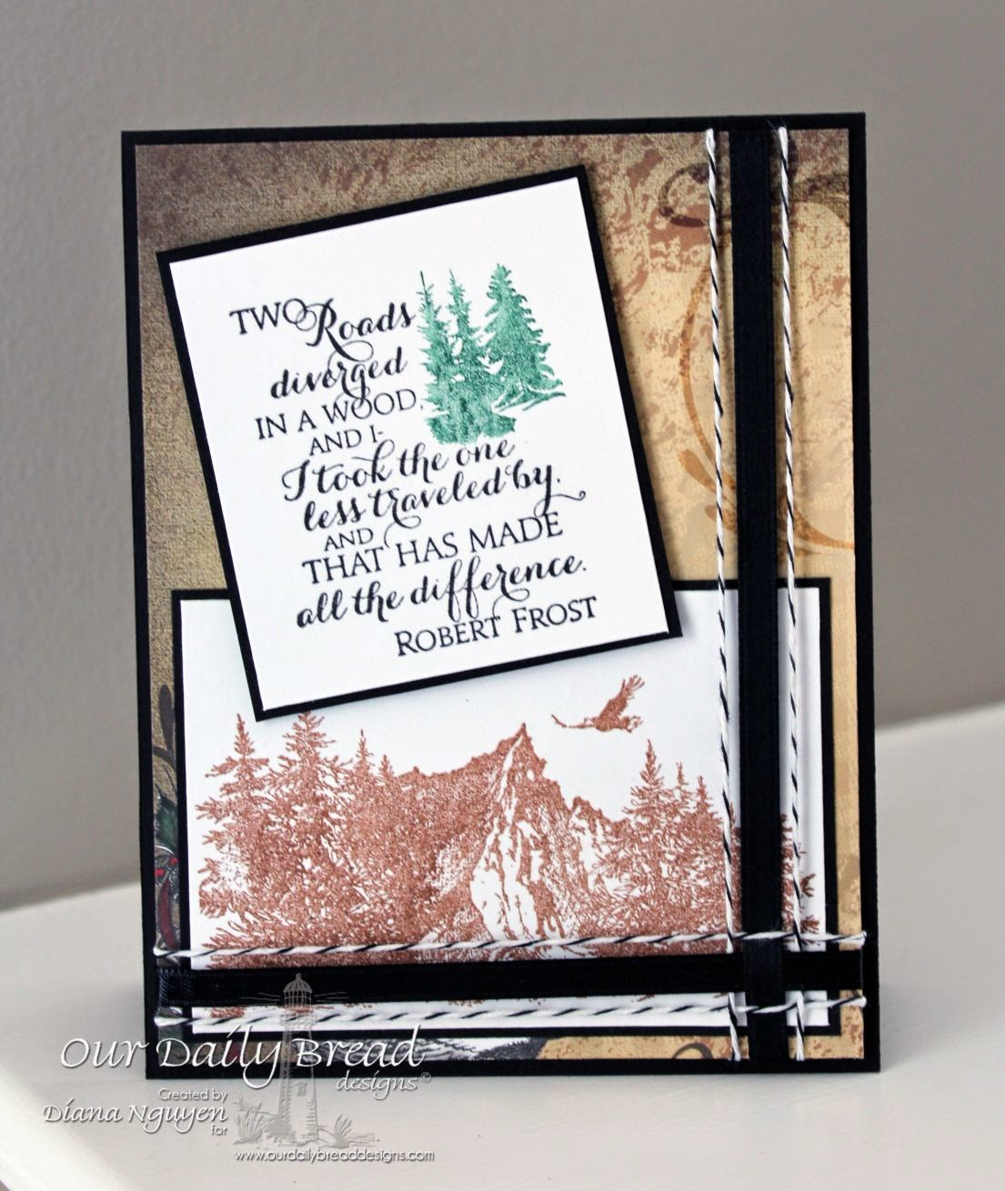 Our Daily Bread Designs, Quote Collection 1, Keep Climbing, Christmas Paper Collection 2013, Designed by Diana Nguyen