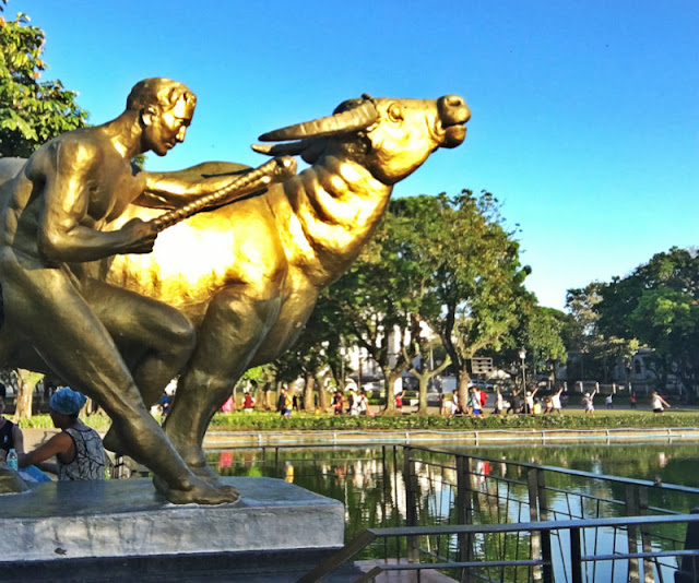 Negros Occidental Capitol Park in Bacolod City