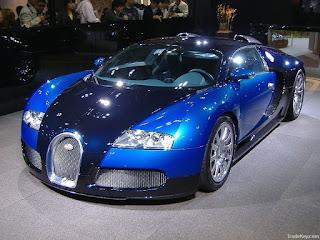 Bugatti Veyron Grand Spor