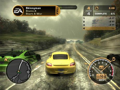 Need for Speed Most Wanted Screenshot PC Gameplay