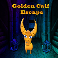 AvmGames Golden Calf Escape