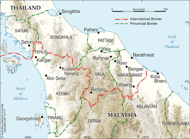 Siapa yang layak memohon Pas Sempadan @ Border Pass Malaysia-Thailand?
