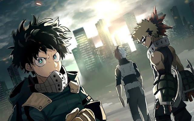 Boku no Hero Season 3 Episode 1-24 Subtitle Indonesia