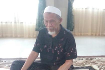 Ayah Bukhari: Kesepakatan Nyan Kön Cuma Ngön Prabowo, Jokowi Pih Na