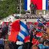 En Fotos, el Día de la Rebeldía Nacional en Sancti Spíritus