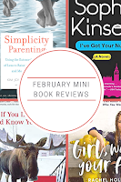 February Mini Book Reviews