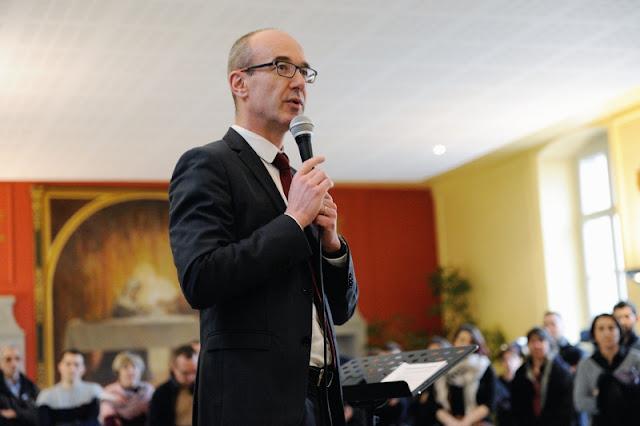 Directeur regional Alsace Franche Comte ENEDIS - Bastien Toulemonde