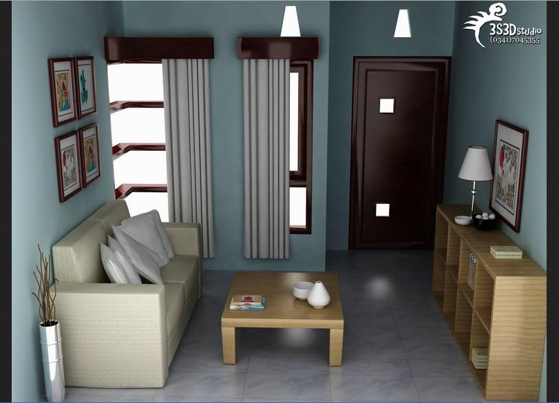 32 Contoh Desain Ruang Tamu Minimalis Ukuran 2x3 Indah Dan Bergaya