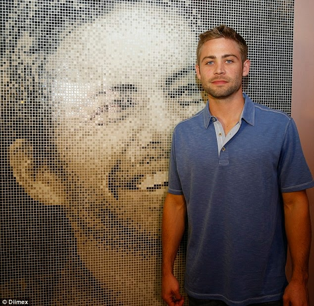 paul walker and his brother