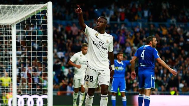 Hasil Copa del Rey: Singkirkan Melilla, Madrid Melaju ke 16 Besar