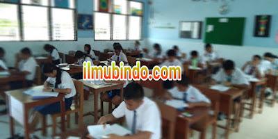 Contoh Soal, Materi, dan Pembahasan Soal UN/UNBK SMP Bahasa Indonesia Tahun 2018: Mengubah Teks ke dalam Bentuk Lain